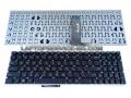 Клавиатура за лаптоп Asus K555 X555 Черна Без Рамка с Малък Enter (US) с Кирилица